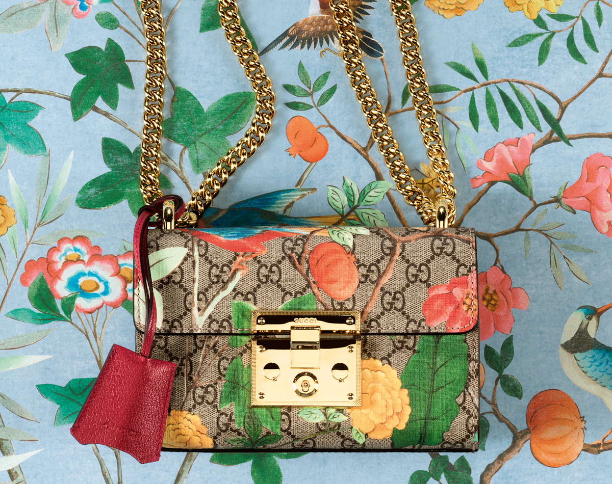 gucci ss16 tian collection � bagaholicboy