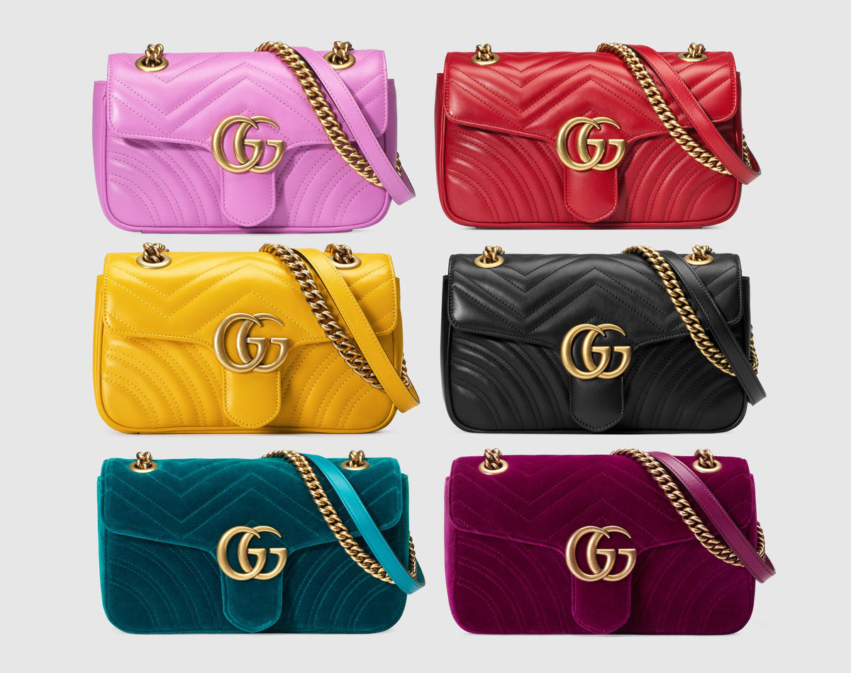 Gucci Bags 2016 Collection