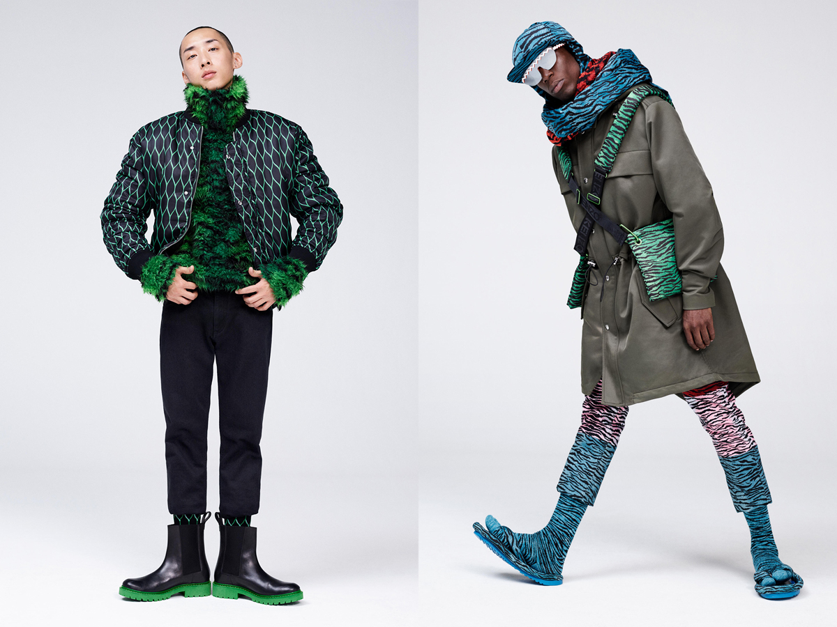 H Amp M Kenzo Collab Collection Lookbook With Prices In