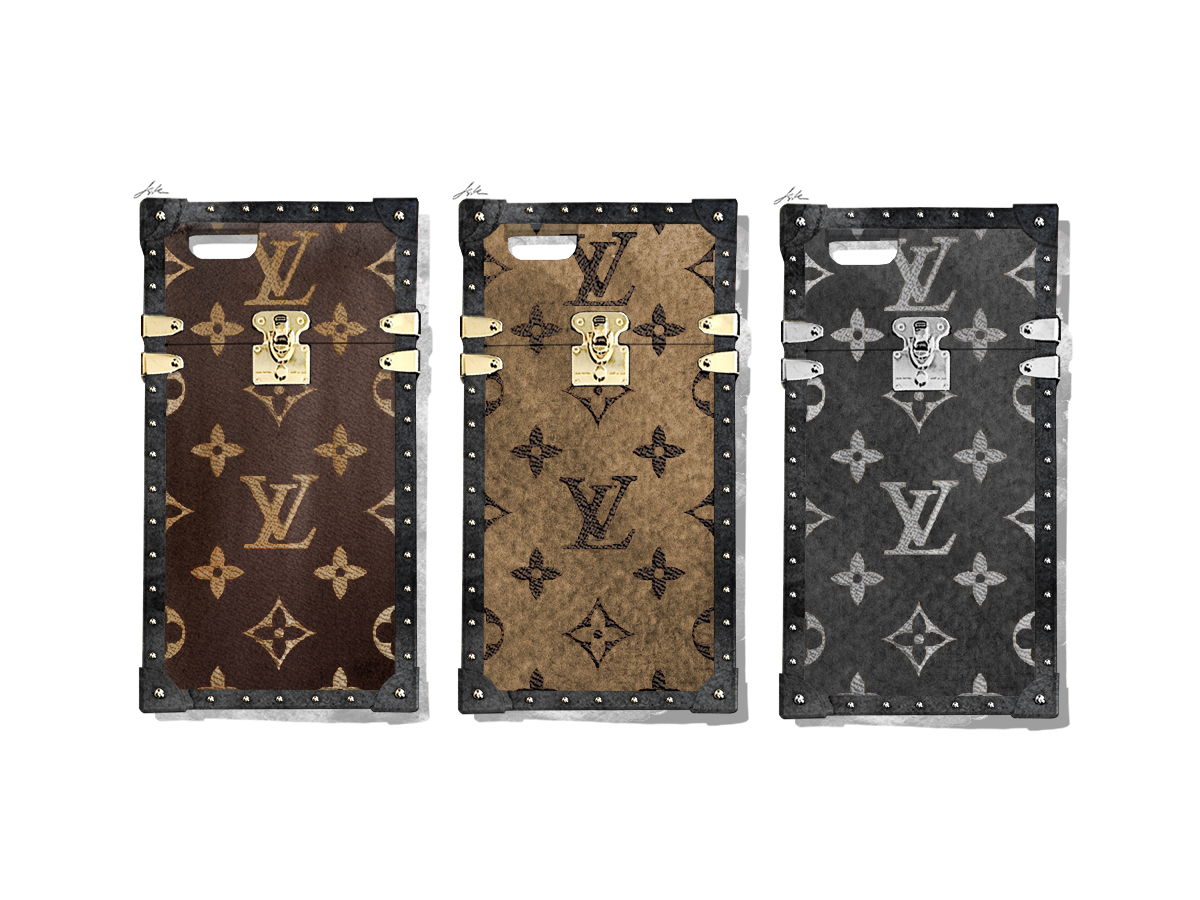 5a6a04a6eb5 Louis Vuitton S S17 Petite Malle iPhone Cases – BAGAHOLICBOY