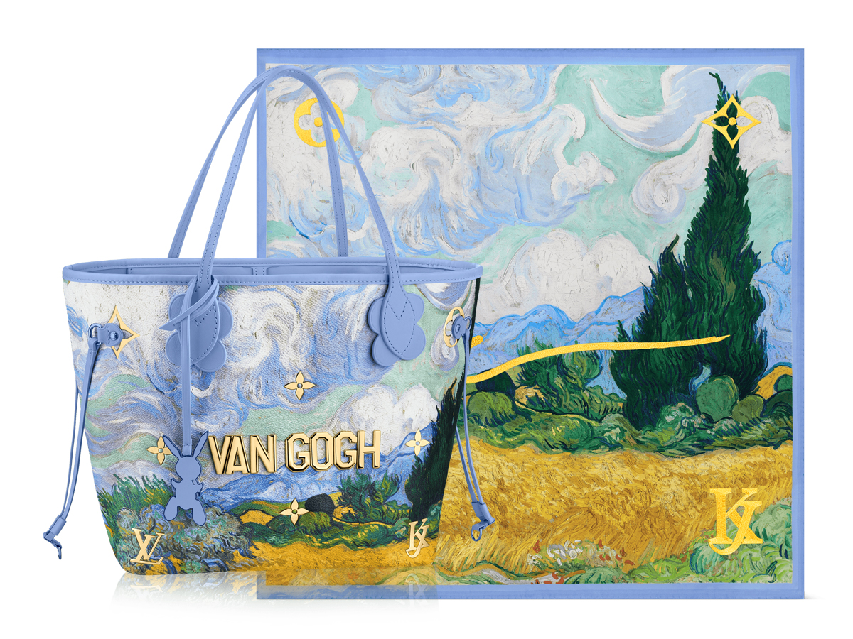 Louis Vuitton x Jeff Koons Masters Collection – BAGAHOLICBOY cffd5154f4102
