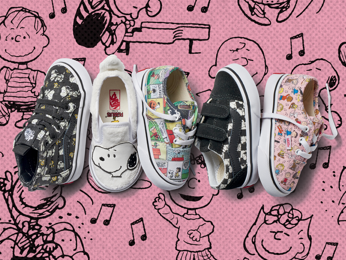 124d5a5eb8b Vans x Peanuts Original Comic Collection – BAGAHOLICBOY