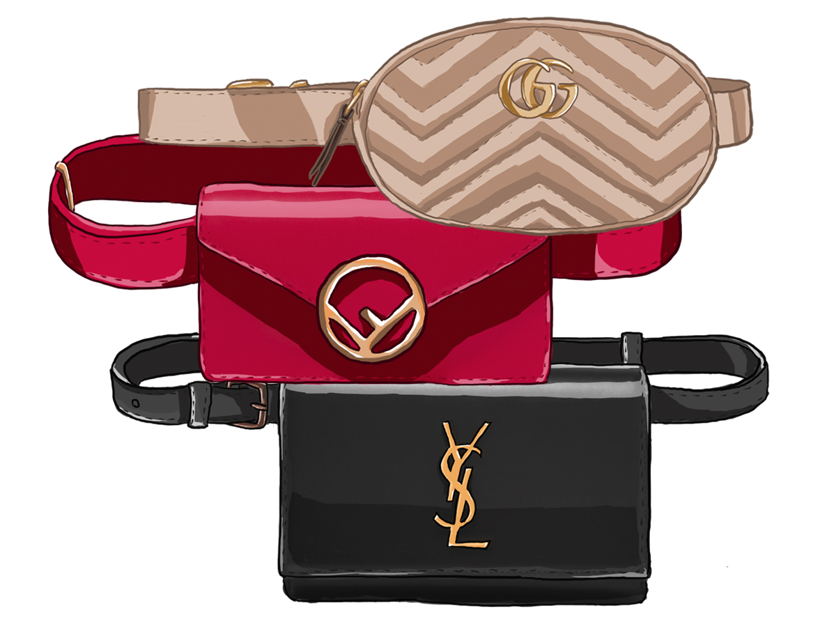 bc18dc54b26a BAGAHOLICBOY SHOPS  3 Designer Belt Bags To Get From NET-A-PORTER ...