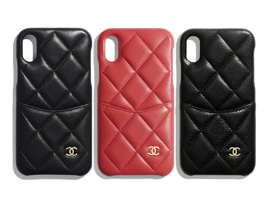 purchase cheap c6a89 14341 Chanel iPhoneX Classic Cases – BAGAHOLICBOY